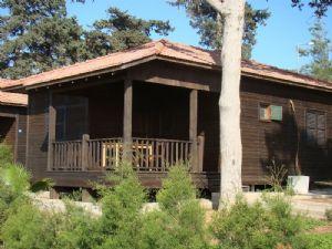 Karpaz Wooden Houses
