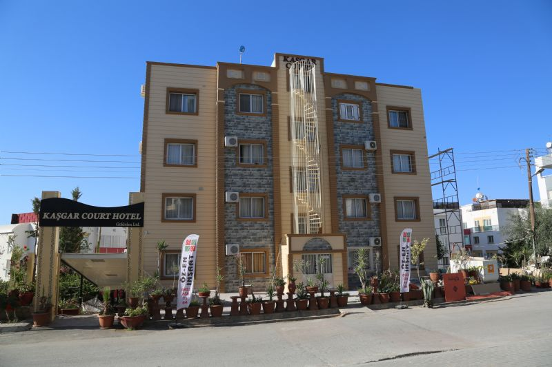 Kasgar Court Hotel Fotoğrafı