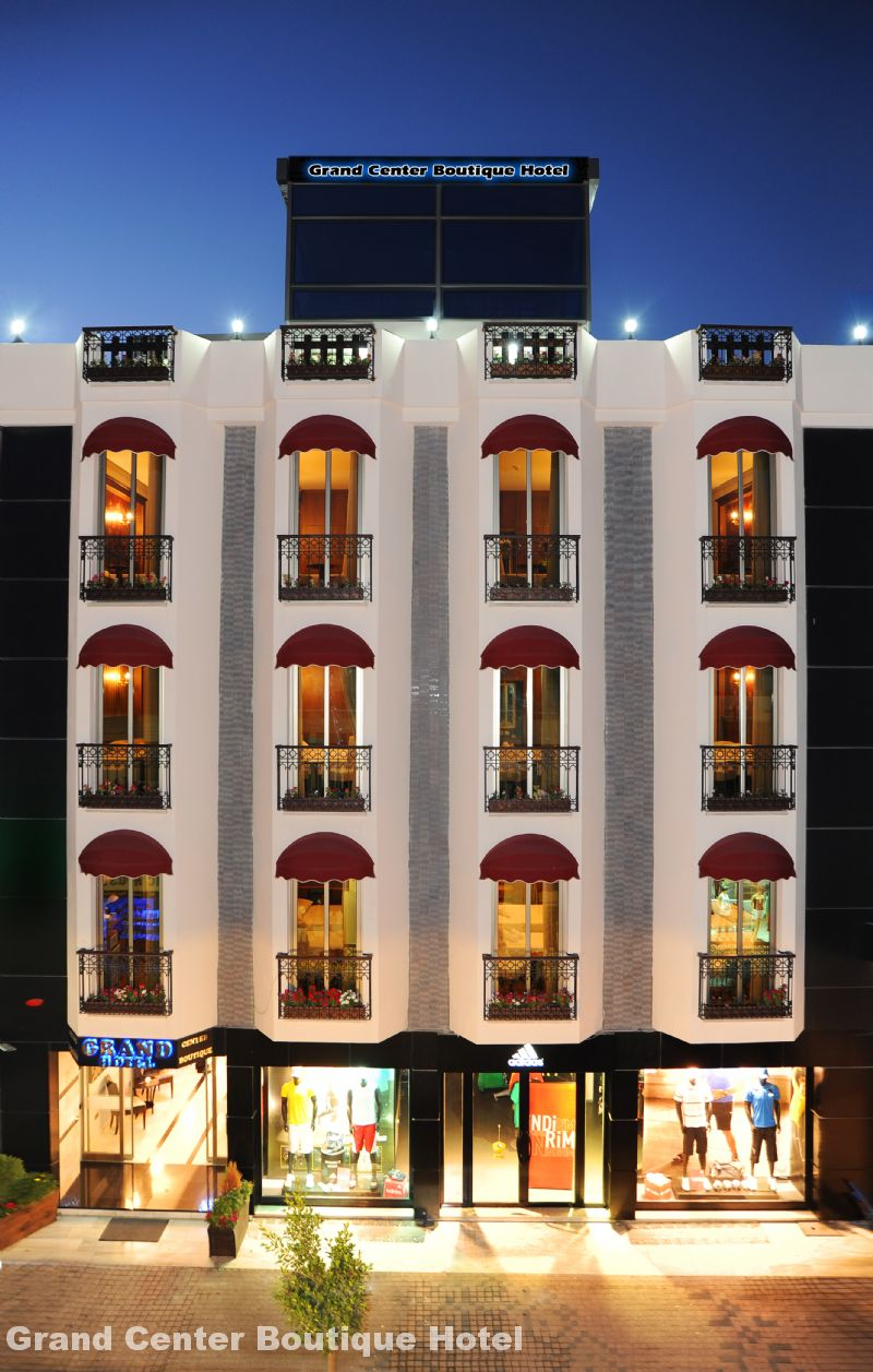 Grand Centre Boutique Hotel Fotoğrafı