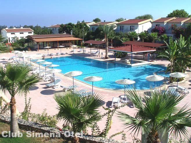 Club Simena Hotel Fotoğrafı